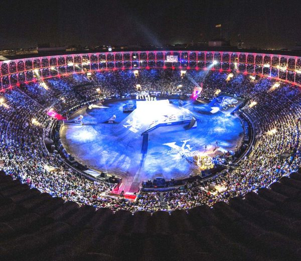Red Bull X Fighters Madrid